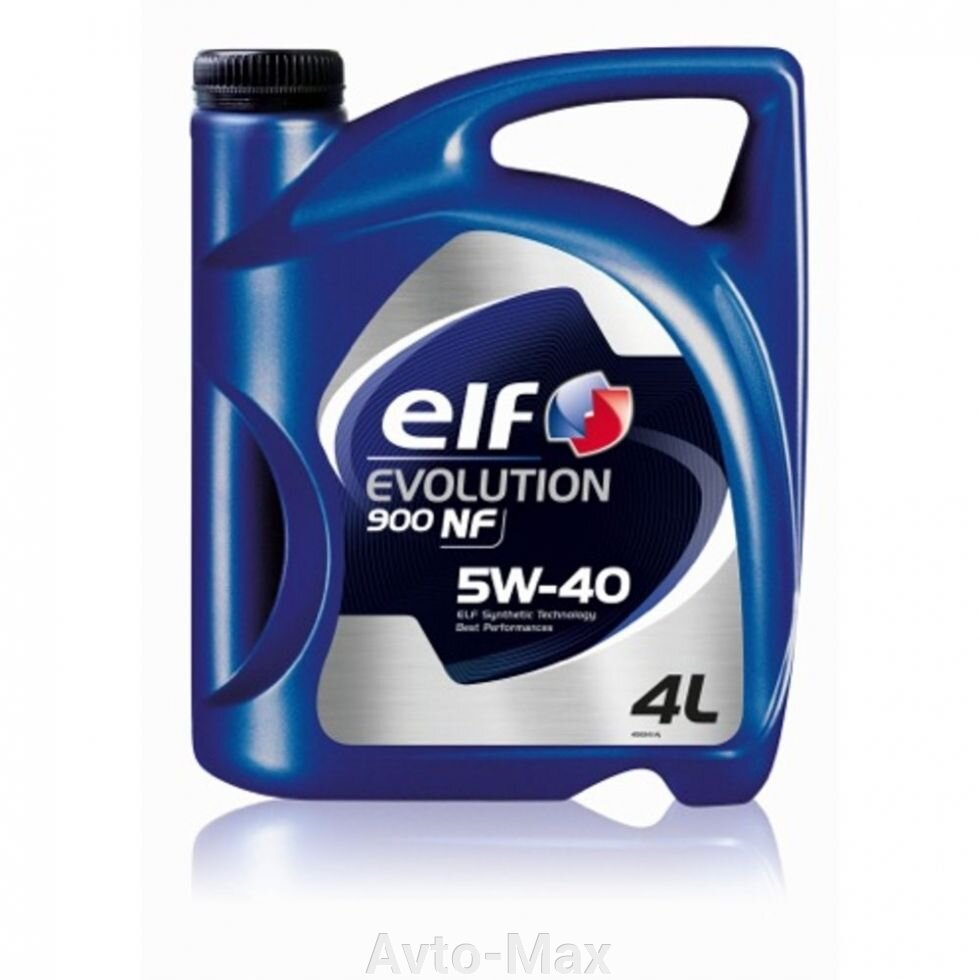 ELF Evolution 900 NF 5w40 4L ##от компании## Avto-Max - ##фото## 1