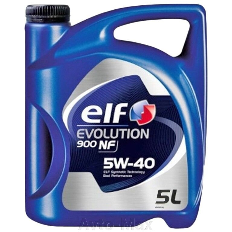 ELF Evolution 900 NF 5w40 5L ##от компании## Avto-Max - ##фото## 1