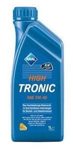 Aral HighTronic 5W40 1L