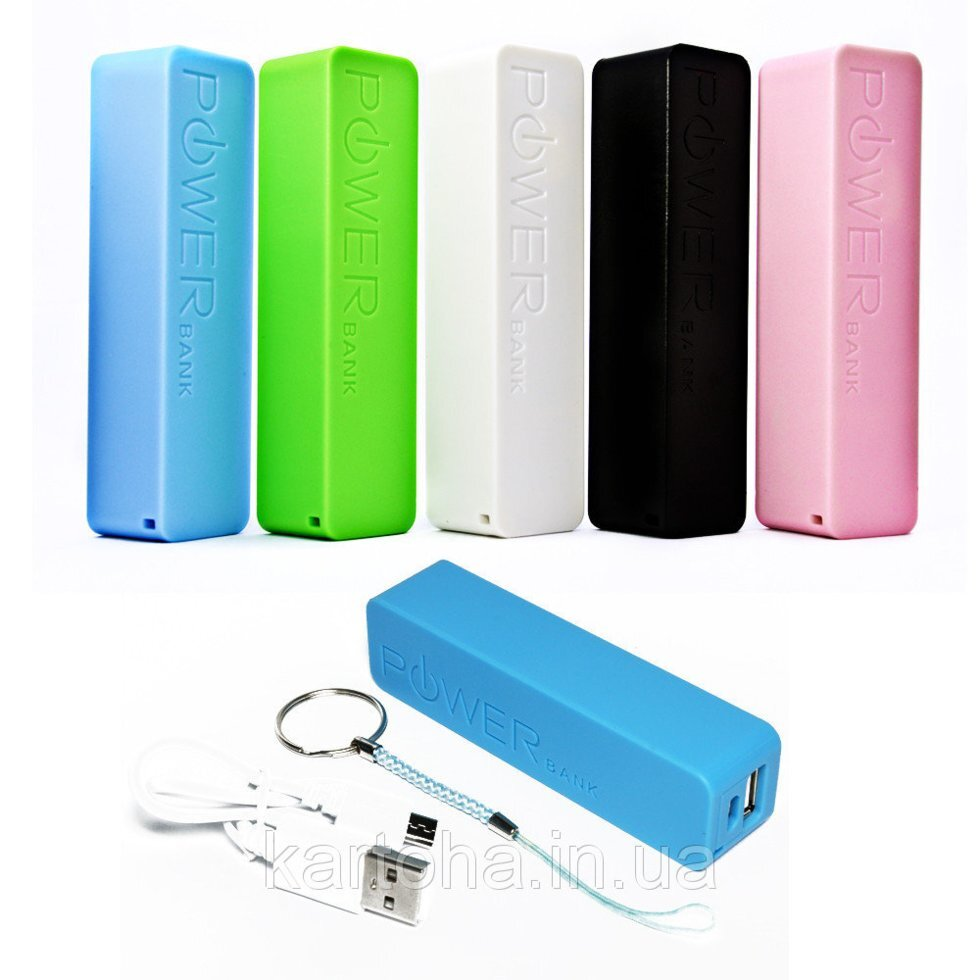 "Корпус для Power Bank 1x18650 ##от компании## Интернет-магазин ""Компот"" - ##фото## 1"