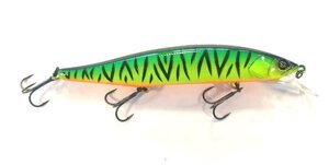 Воблер Jackall RV-Minnow 110SP Hot Tiger