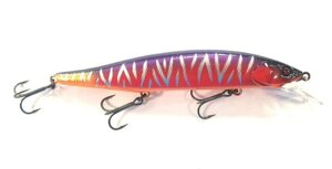 Воблер Jackall RV-Minnow 110SP TH Hot Orange