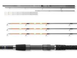 Фидерное удилище TEAM DAIWA HEAVY FEEDER TDHF 13-AD 3,9 до 150 гр