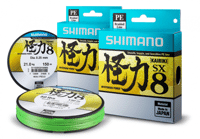 Шнур Shimano Kairiki SX8 PE 150m 0.18mm 14kg (Japan) в Днепропетровской области от компании Малек