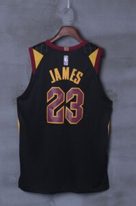 a3994ed9 Баскетбольная форма Nike NBA Cleveland Cavaliers №23 Lebron James black от  компании BasketFamily - фото