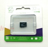 Карта памяти Touch & Go 32 GB Micro SD TG-32GB SDCL10-01