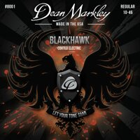 Струны DEAN MARKLEY 8001 BLACKHAWK COATED ELECTRIC REG (10-46)