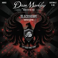 Струны DEAN MARKLEY 8003 BLACKHAWK COATED ELECTRIC CL (09-46)