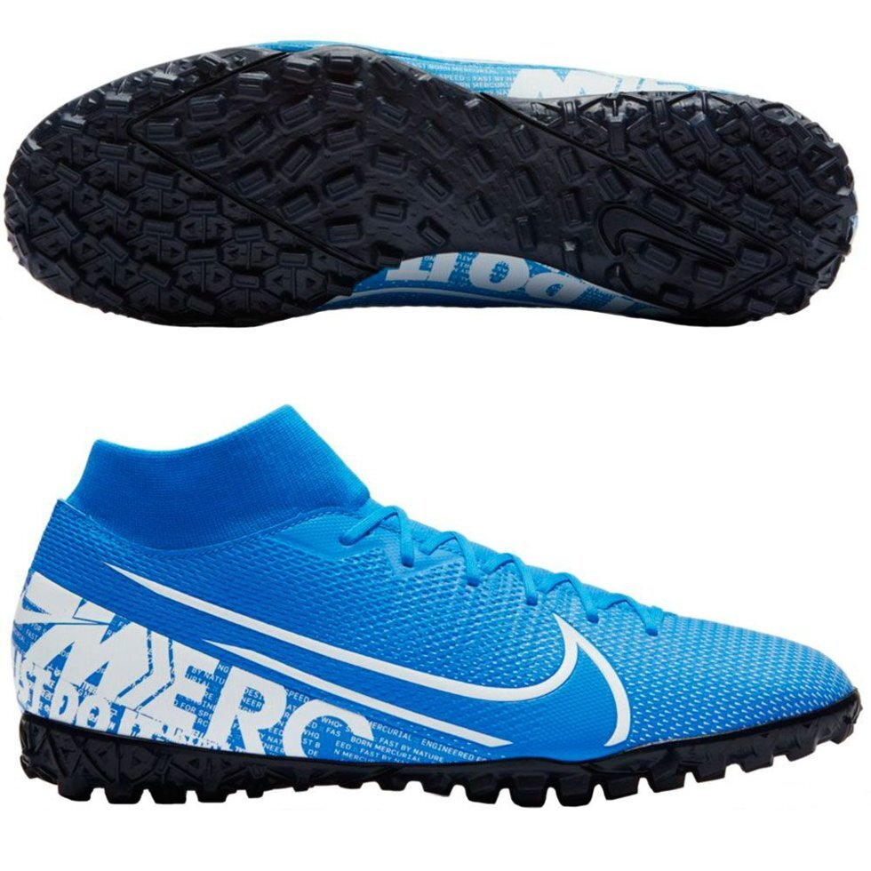Cороконожки  Nike Mercurial Superfly 7 Academy TF ##от компании## ФУТБОЛ + - ##фото## 1
