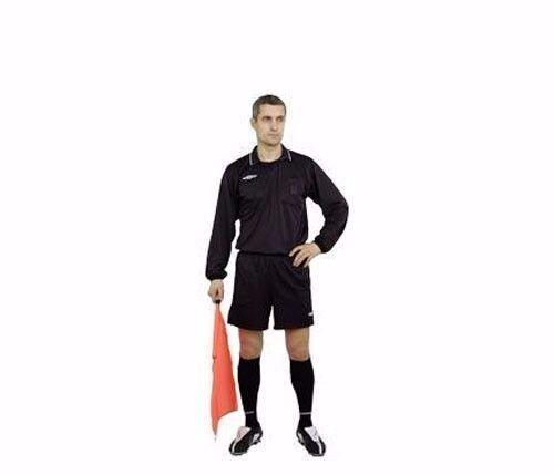 Судейская футболка Umbro Referee Jersey LS