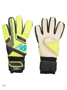 Вратарские перчатки New Balance Furon KS Negative GK Glove от компании ФУТБОЛ + - фото