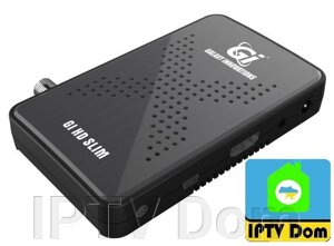 Gi HD Slim plus Wi-Fi від компанії IPTV Dom - фото