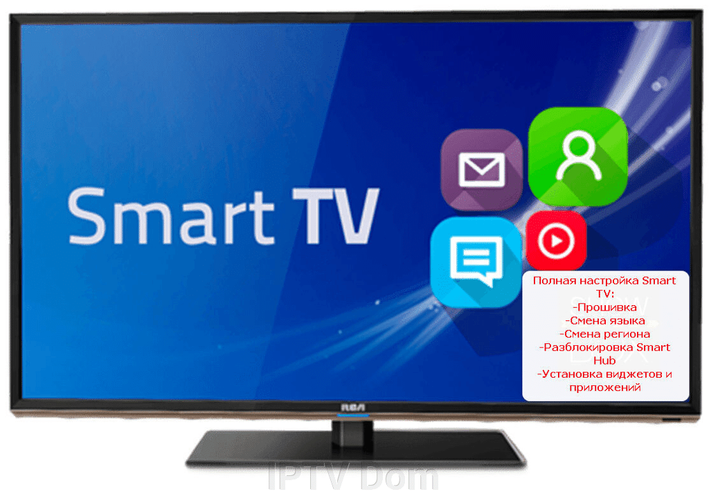 Настройка smart tv - Play List TV ##от компании## IPTV Dom - ##фото## 1