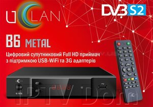 UClan B6 Full HD METAL от компании IPTV Dom - фото