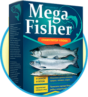 Приманка Mega Fisher