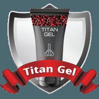 VIP «Titan Gel» мужской крем
