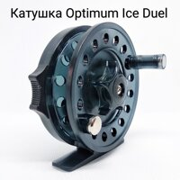 Инерционная катушка Optimum Ice Duel (70мм)