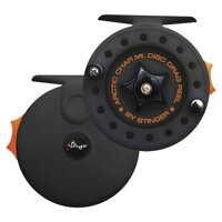 Kатушка инерционная Stinger Arctic Char 75ML Disc Drag Ice Reel (75mm)