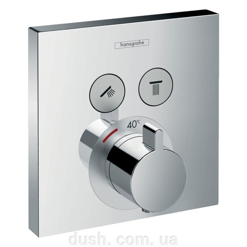 HANSGROHE Shower Select Термостат для душа 15763000 ##от компании## dush. com. ua - ##фото## 1