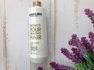 Кератин для волос люкслисс Luxliss Keratin Smoothing Treatment 500мл. от компании Juliashop. com. ua - фото
