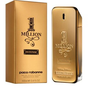 Мужская туалетная вода Paco Rabanne 1 Million Intense (Пако Рабан 1 Миллион Интенс) от компании Juliashop. com. ua - фото