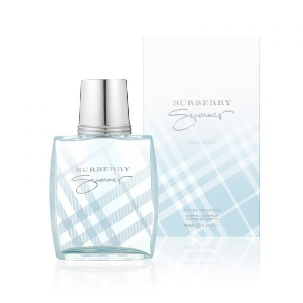 Туалетная вода для мужчин Burberry Summer 2010 for Men (Барберри Саммер 2010 фо Мен) ##от компании## Juliashop. com. ua - ##фото## 1