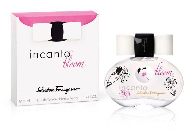 Женская туалетная вода Salvatore Ferragamo Incanto Bloom (Салваторе Феррагамо Инканто Блум) ##от компании## Juliashop. com. ua - ##фото## 1