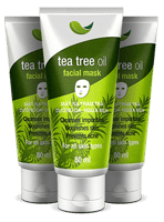 Tea Tree oil (Ти Три Оил) - крем для омоложения лица в Киеве от компании М-маркет
