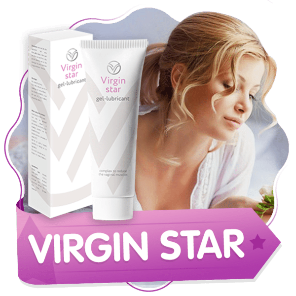 Virgin Star (Вирджин Стар) - крем-гель для укрепления интимных женских мышц ##от компании## GREENFARMACIA - ##фото## 1
