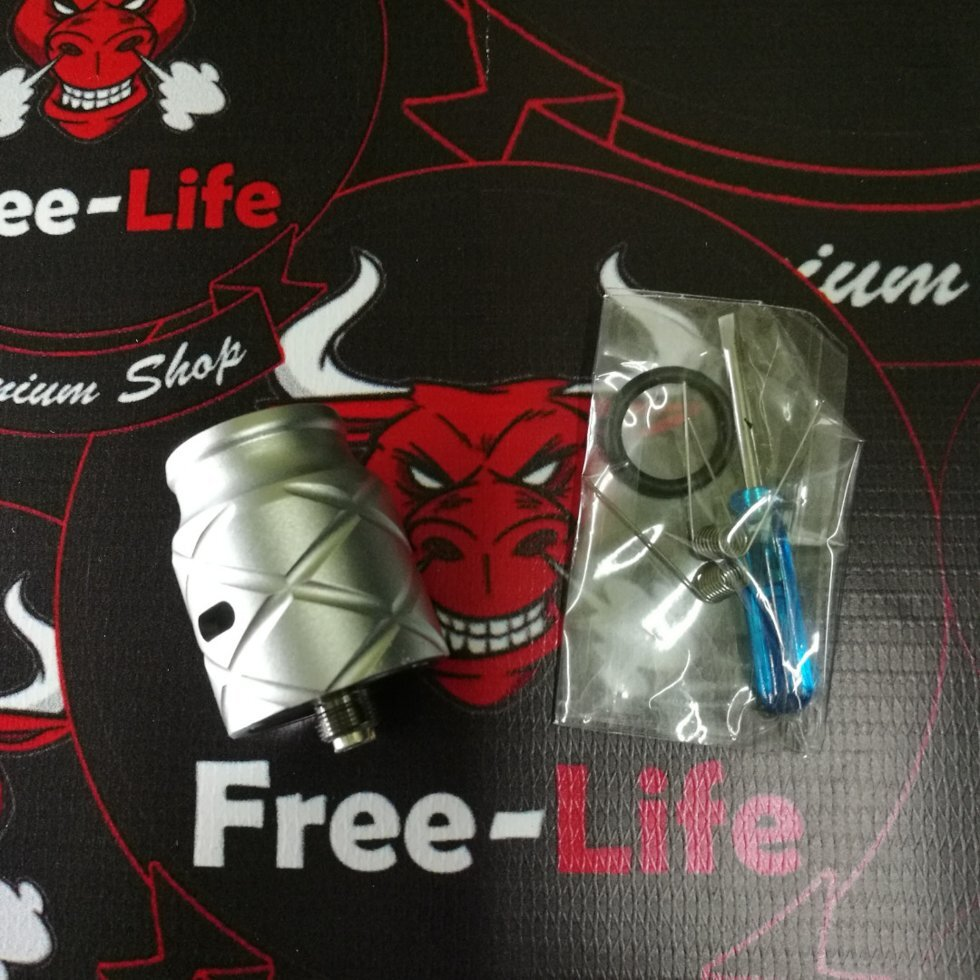 BATTLE DECK RDA (silver) Clone! ##от компании## FREE-LIFE - ##фото## 1