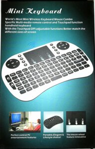 Пульт Air Keyboard Mini i8