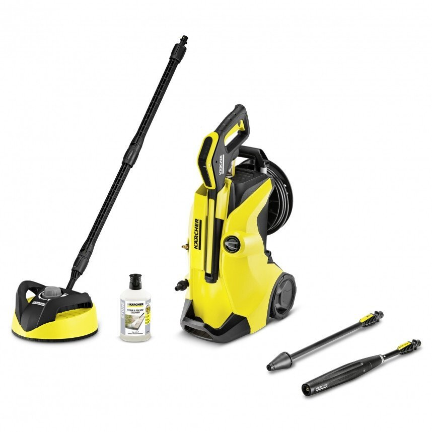 Мини мойка Karcher K 4 Premium Full Control + HOME ##от компании## Магазин KARCHER | КЕРХЕР - ХАРЬКОВ | «E-TECHNOLOGY» - ##фото## 1