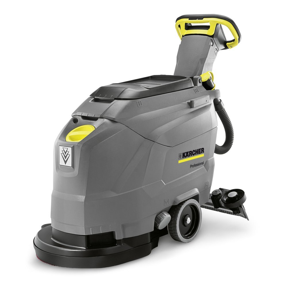 Поломойная машина Karcher BD 43/25 C Bp Pack ##от компании## Магазин KARCHER | КЕРХЕР - ХАРЬКОВ | «E-TECHNOLOGY» - ##фото## 1