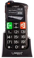 Бабушкофон Sigma mobile Comfort 50 LIGHT Dual SIM