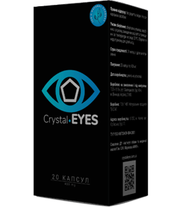 Crystal Eyes для глаз от компании Интернет-аптека «Фармацентр» - фото