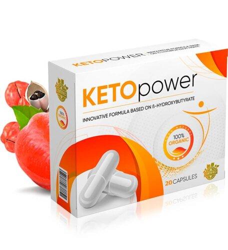 keto power pastile md