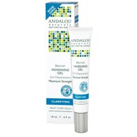 "Andalou Naturals, Blemish Vanishing Gel, Maximum Strength, Clear Skin, .6 fl oz (18 ml) в Киеве от компании ""Полезный витамин"""