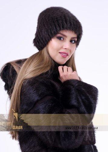 Хутряна жіноча шапка від виробника в Украине. Купить по цене 499 грн ... bc923295e41a5