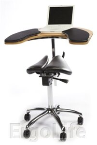 Стол SALLI Elbow от компании ErgoLife - фото
