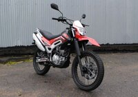 Skymoto Rider 150 red