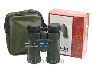 Бинокль NIKULA 10x42 Water PROOF
