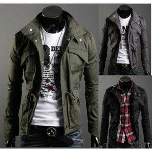 ff1f38884486 Мужская демисезонная куртка весна-осень от компании Интернет-магазин