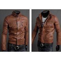 3ca670e1750d Мужская кожанная куртка осень - весна с искусственной кожой в Волынской  области от компании Интернет-