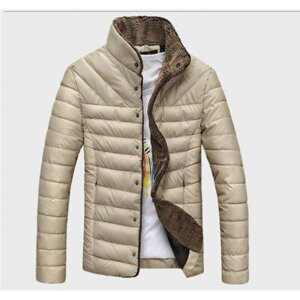 ca961f8ead83 Мужская куртка полоса зима от компании Интернет-магазин