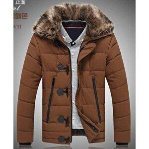 26effd0905b Мужская куртка с мехом зима от компании Интернет-магазин
