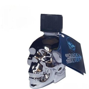 Poppers QUICK SILVER SKULL 25 ML EU