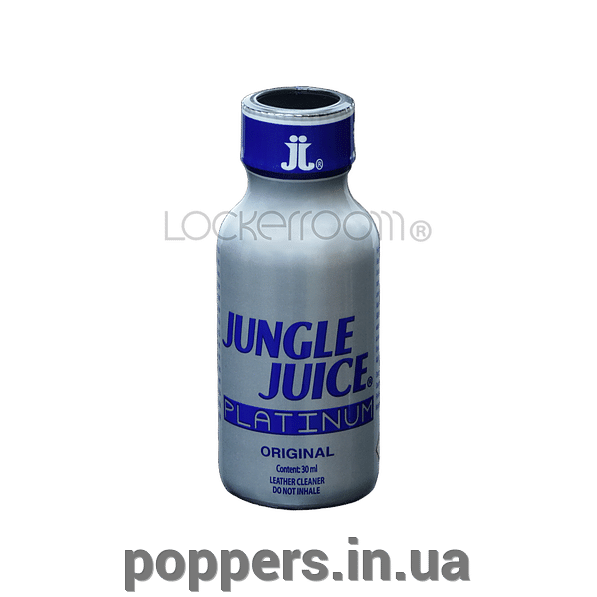 Попперс JUNGLE JUICE PLATINUM 30ML канада ##от компании## Попперс: інтернет-сексшоп - ##фото## 1
