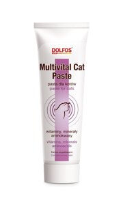Dolfos Multivital Cat Paste Дольфос Паста Мультивитал Кэт 100г