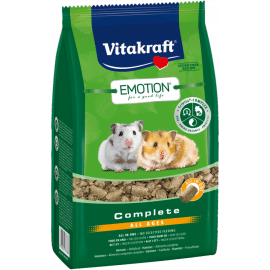 Корм для хомяков Vitakraft Emotion Complete, 0.8кг Vitacraft