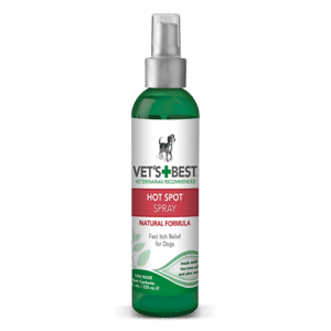 Vet's+Best Hot Spot Spray  Спрей для Устранения раздражений, зуда и расчесов 235мл в Киеве от компании MY PET